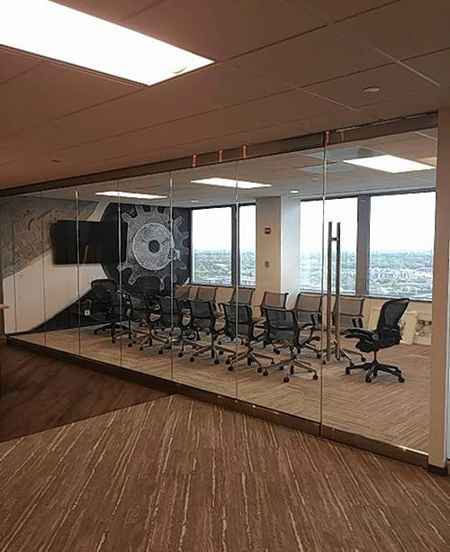 Morgan harbor completes office build out for darwill for 1 tower lane oakbrook terrace