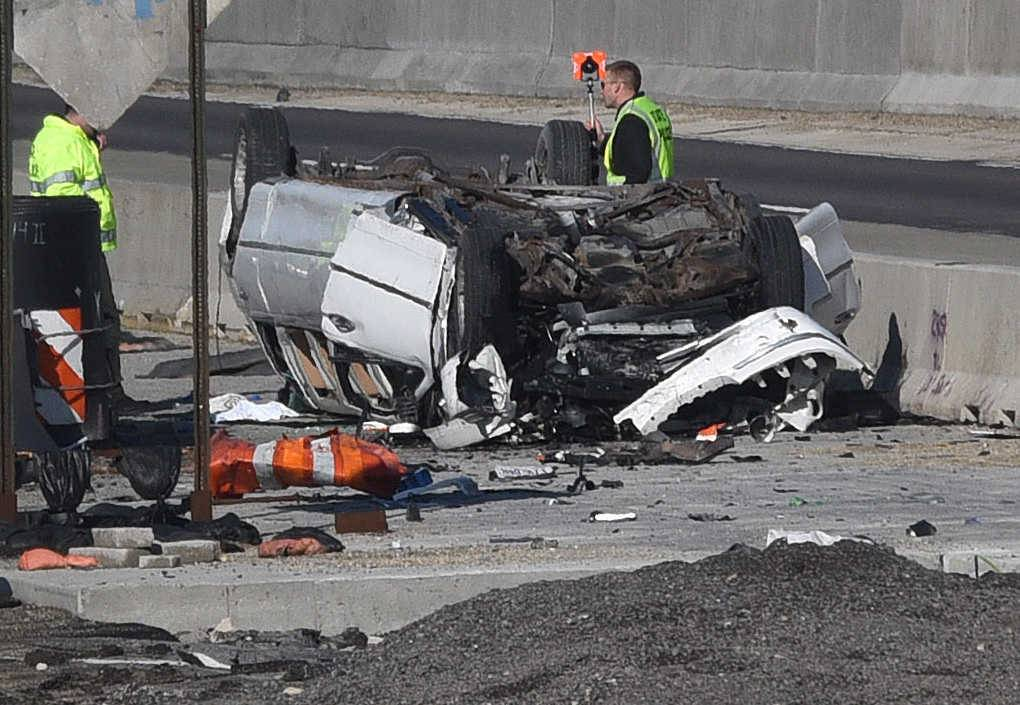One person was killed in this March limo crash on I-90 near Elgin. The driver has been charged with being too young to drive a limo.