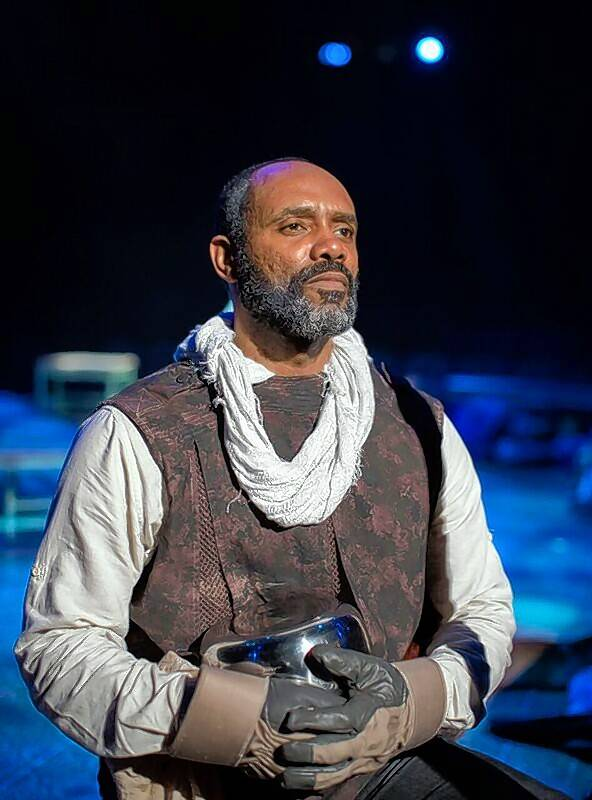 Marriott's modern-day 'Man of La Mancha' a riveting homage to idealism