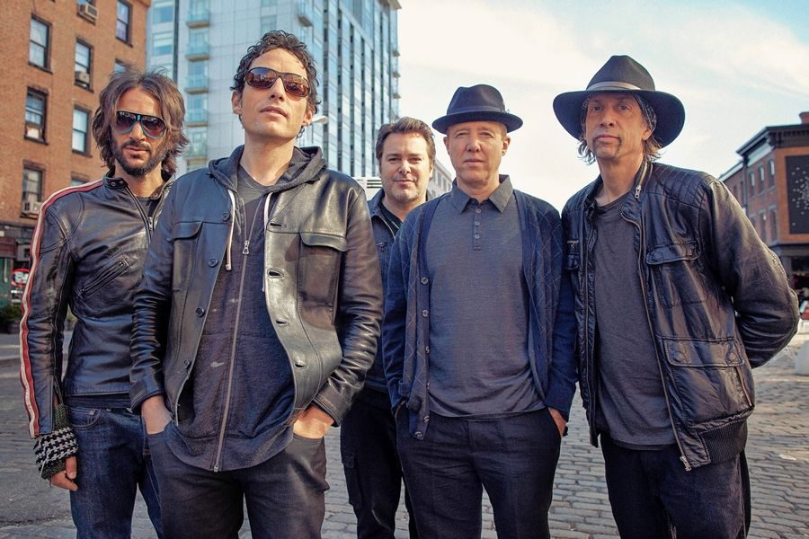 The Wallflowers will take the stage Saturday night at Frontier Days in Arlington Heights.