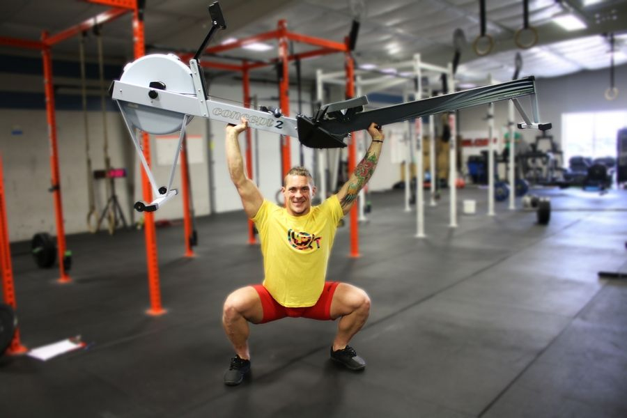 Local crossfit athletes to join in row raiser for special olympics