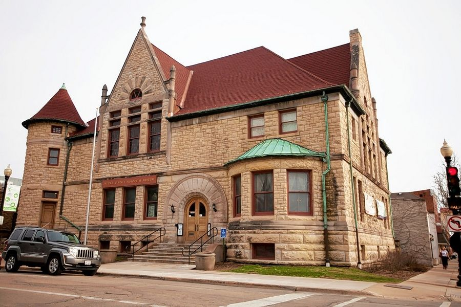 The DuPage County Historical Museum is the only institution dedicated to preserving, studying, and displaying the county's history.