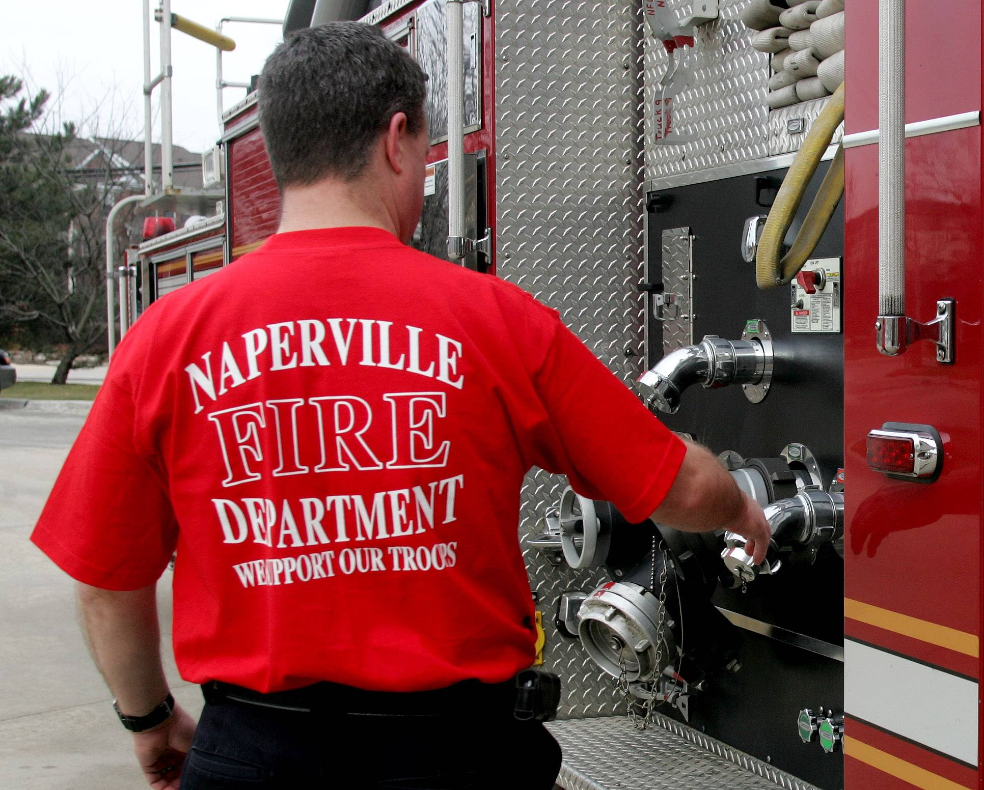 Pensions for firefighters and police in Naperville could cost the city up to $4.5 million more this year than last because of new mortality estimates that say retirees are living two years longer than previously thought.