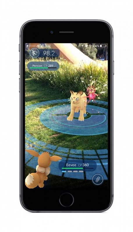 UK pubs and restaurants pay to be Pokemon Go destinations to lure     Pokemon Go Central Park   JPG