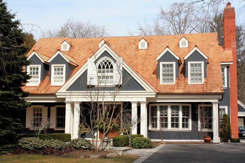 Roofing Options Offer Style Durability