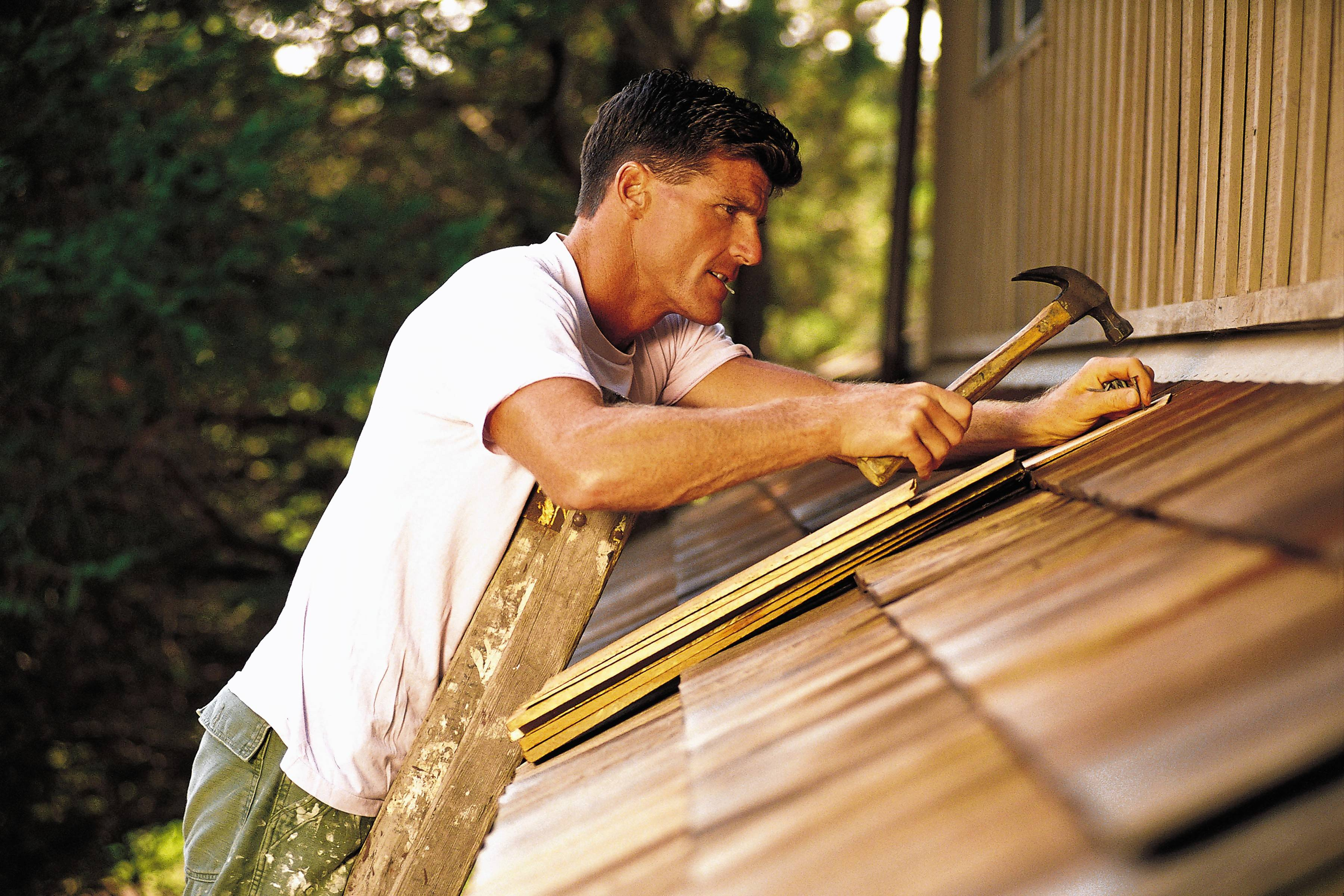 Cedar shingles are a popular alternative to asphalt, but they will cost more.