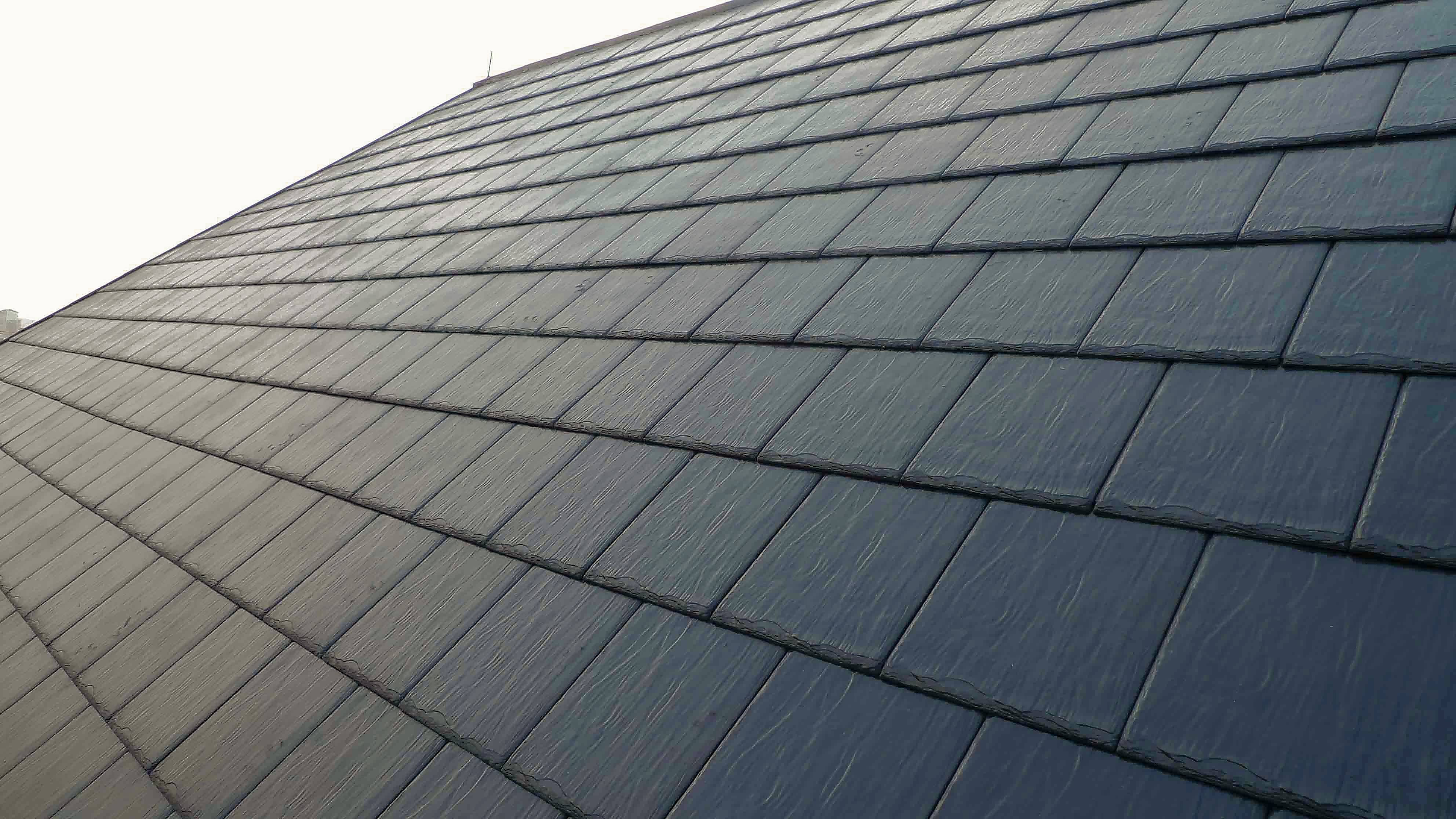 Synthetic slate tiles are being made now to replicate the durability of older slate products.