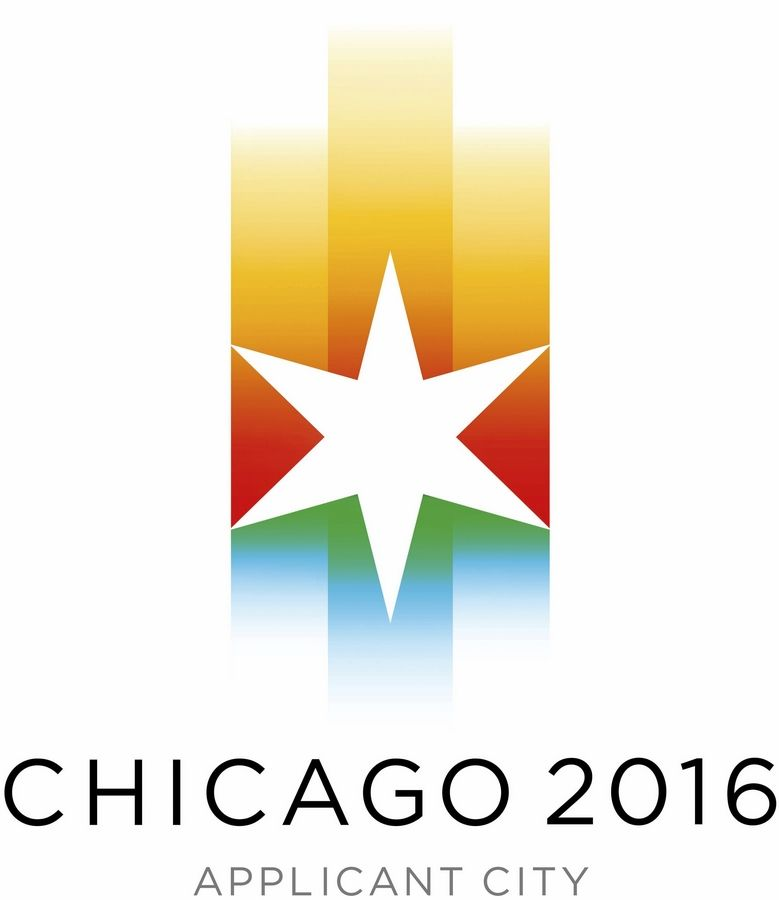 Chicago's Olympics 2016 applicant logo.