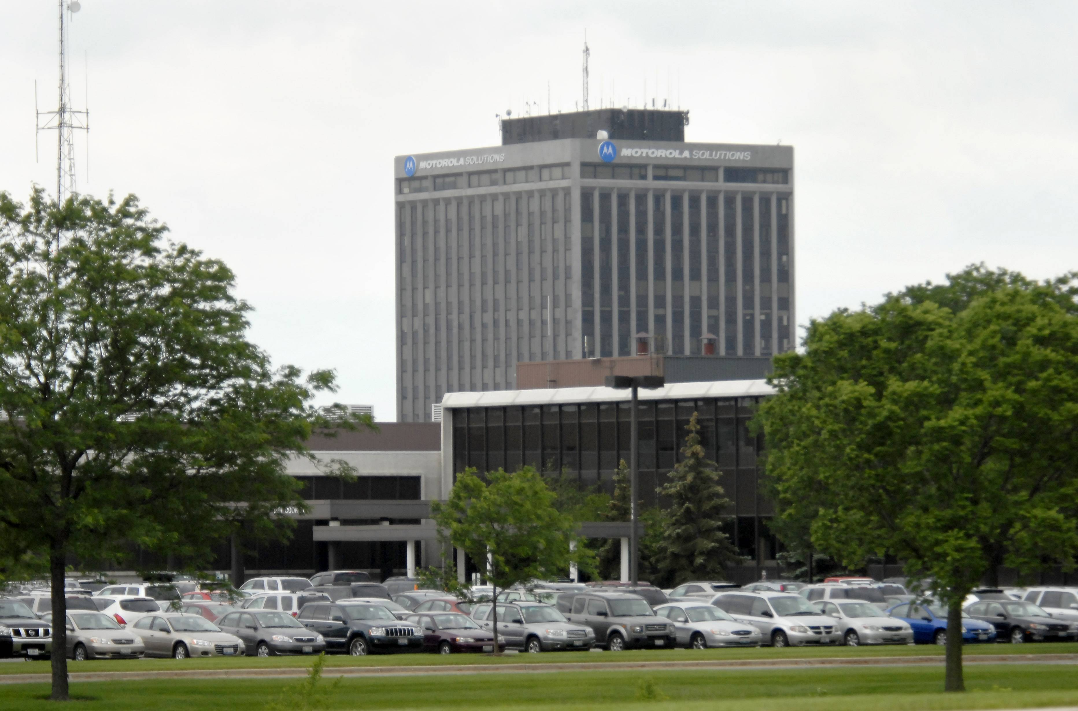 Schaumburg, Motorola Solutions eyeing redevelopment agreement