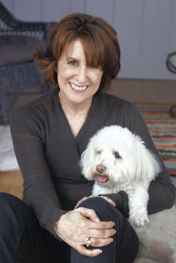 Author and screenwriter Delia Ephron discusses her new book Friday, July 29, at the Cook Park Library in Libertyville and the Lake Forest Book Store.