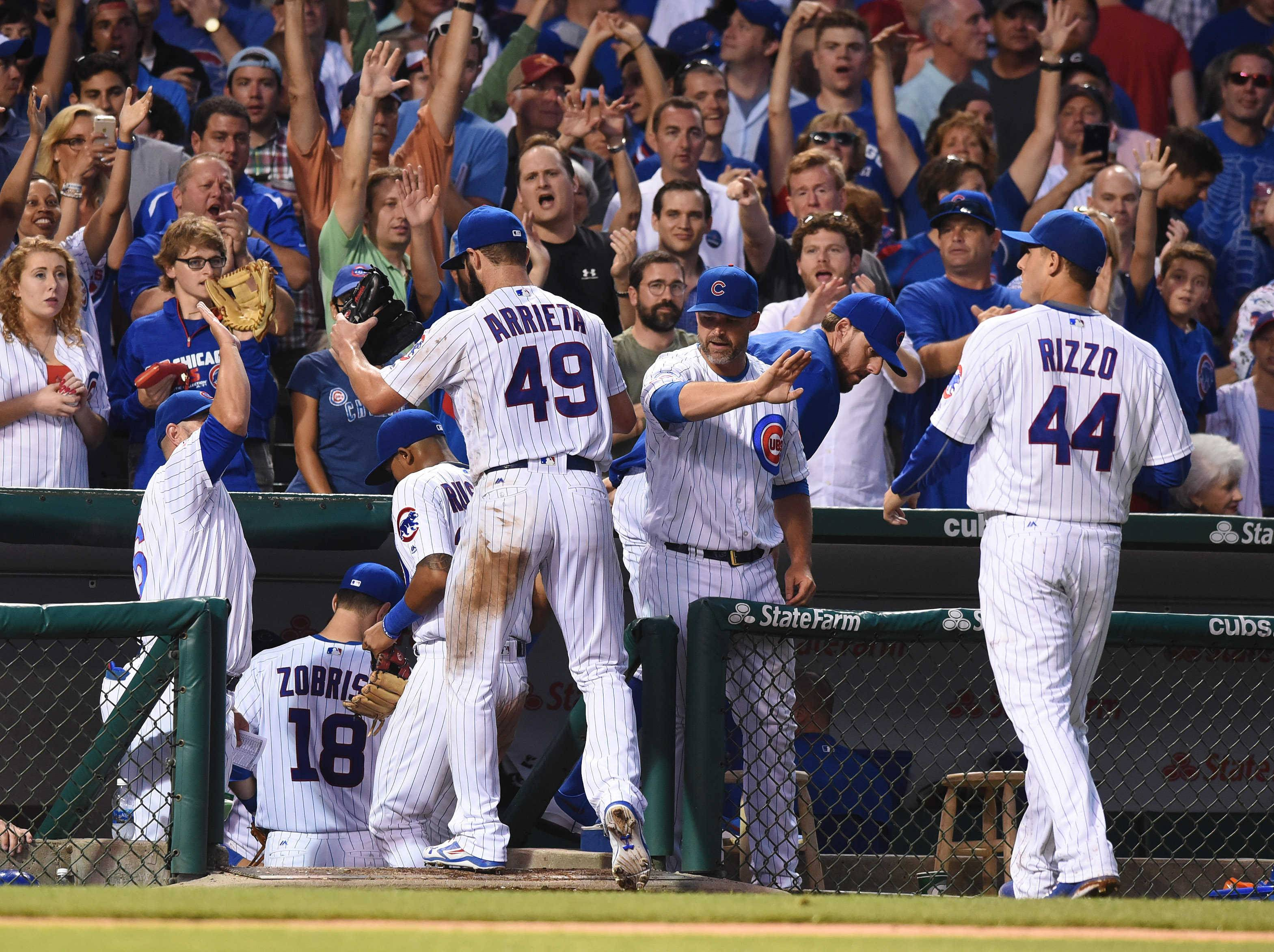 Otto: Arrieta's gem against Mets off the charts