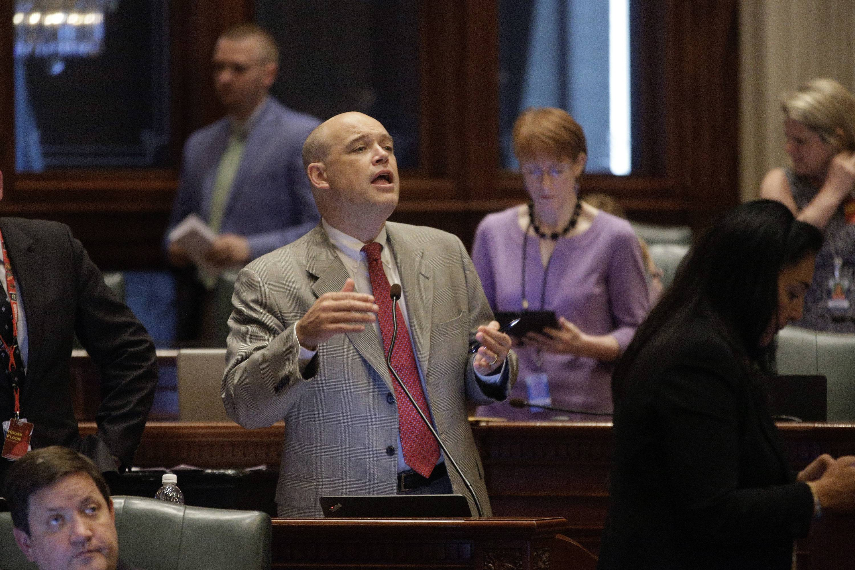 Dawn Patrol: State Rep. Sandack resigns; White Sox suspend Sale