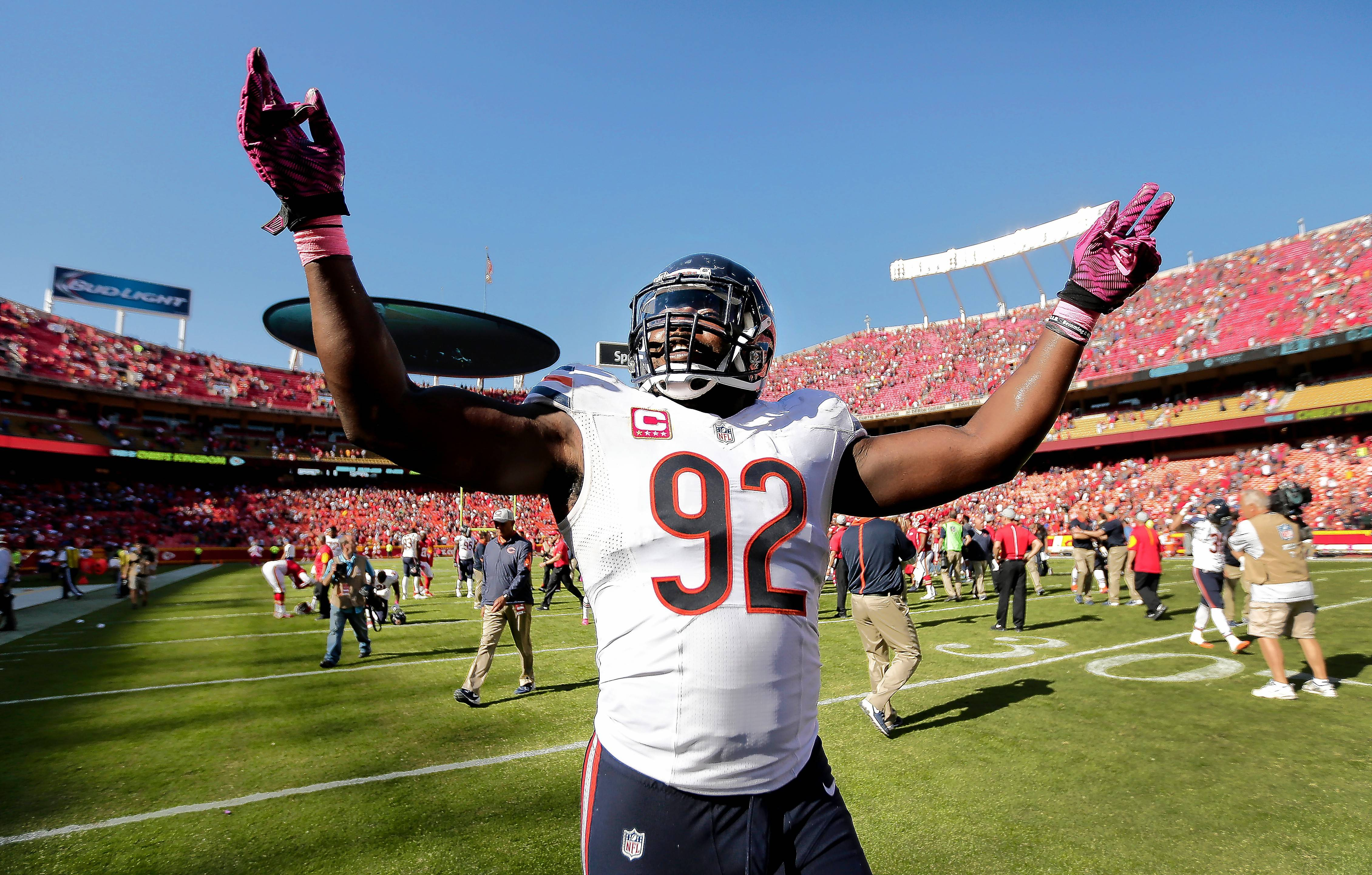 5 things to look for with Bears defense at camp