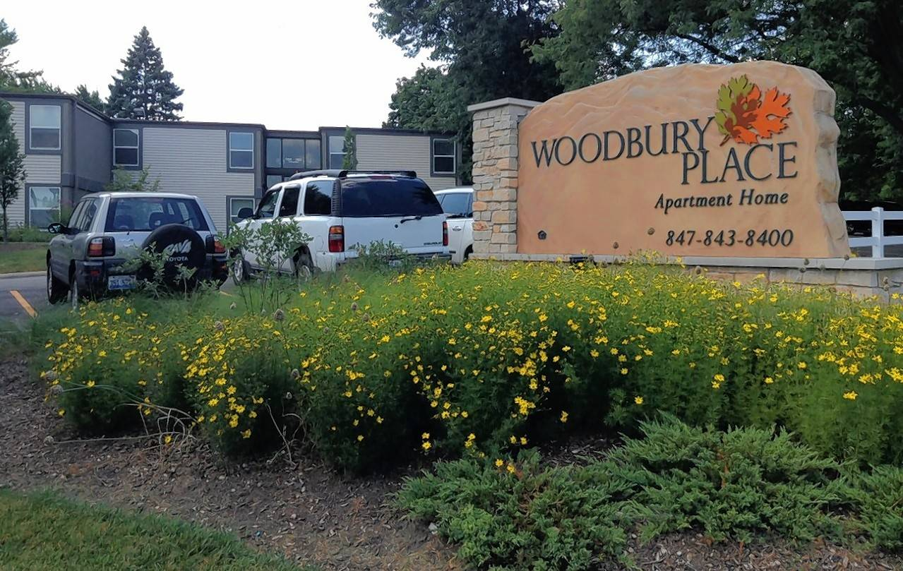 Purchased for $19.2 million in 2012, the Woodbury Place apartment complex in Schaumburg was sold for $43.2 million this month after an approximately $7 million in upgrades.