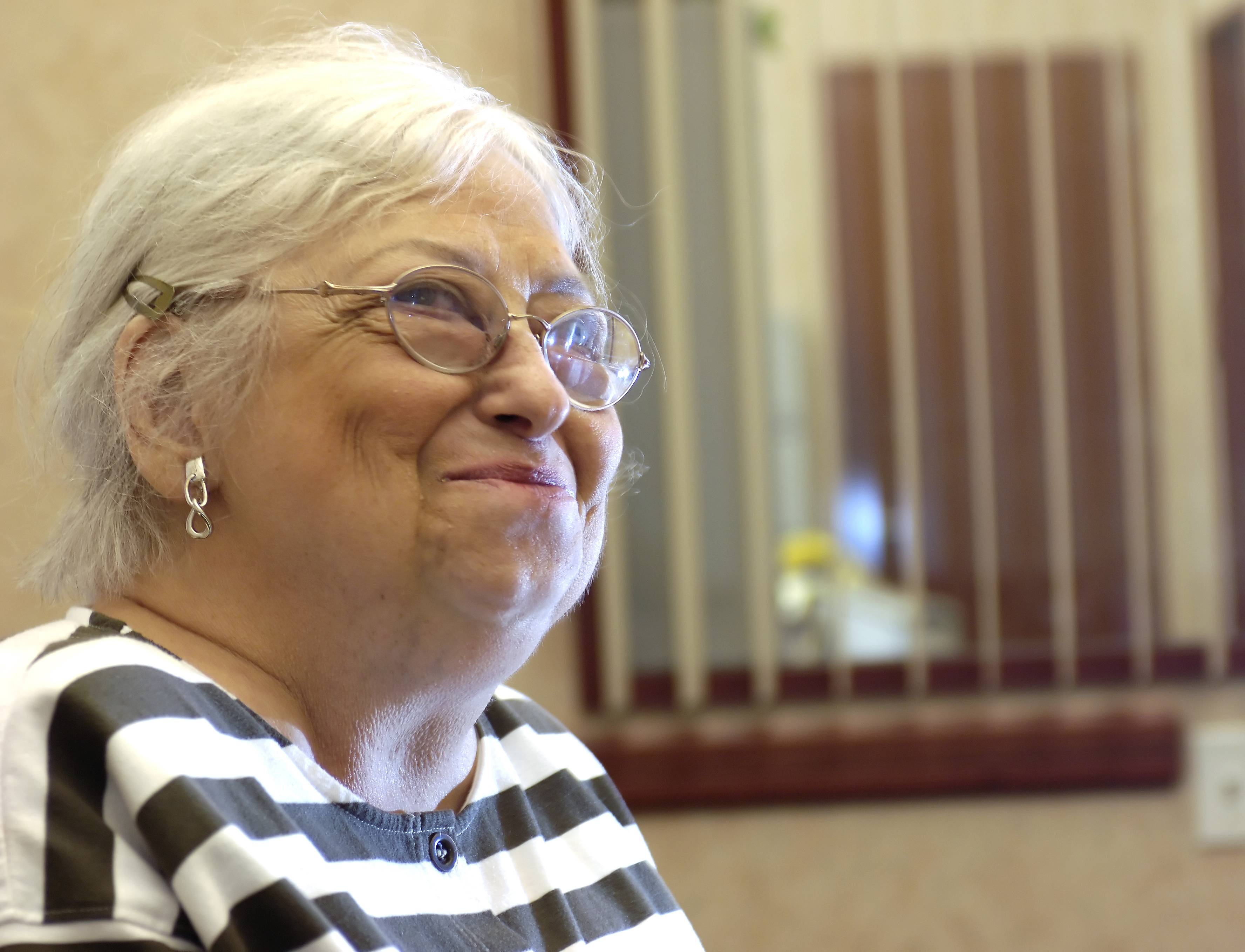 Former Schaumburg Township District Library Trustee Debby Miller died Saturday at the age of 78.