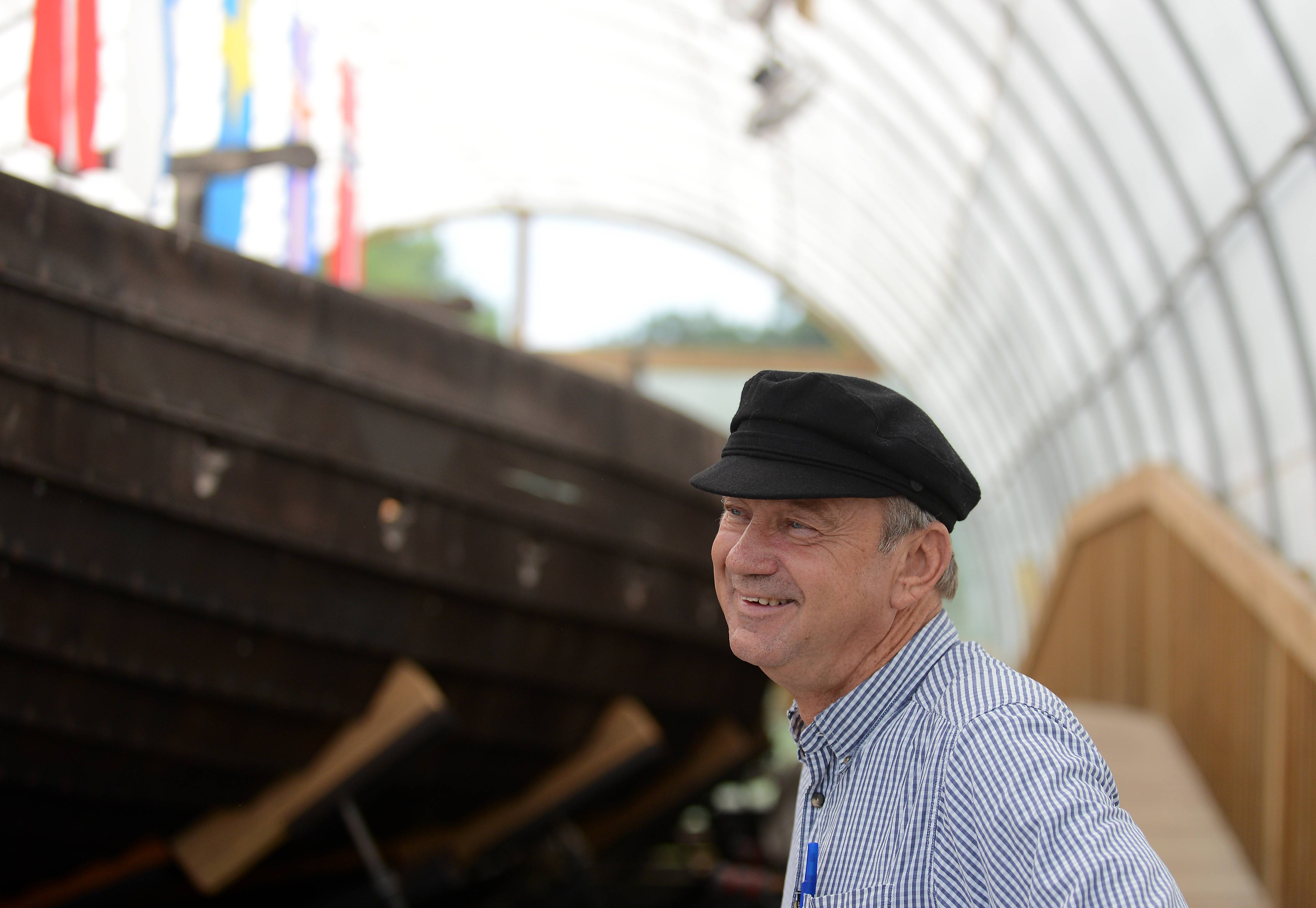Viking ship's arrival could help suburban vessel