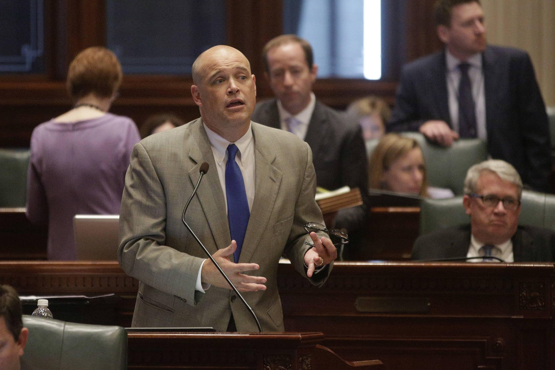 Redacted report sheds little light on Sandack resignation