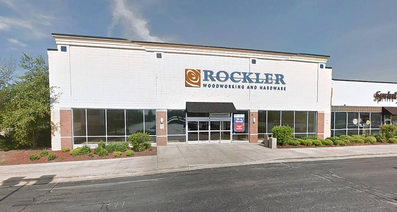 Courtesy of Rockler Woodworking Rockler Woodworking and Hardware is opening a new store in Bolingbrook in early August.