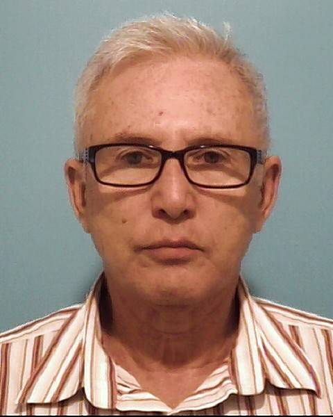 James Povolo, 71, of the 1300 block of Dartford Court in Naperville, has been charged with arson in connection with the July 18 fire that burned the tent of Scott Huber, a Naperville squatter who has lived outside for nearly 15 years in self-proclaimed protest against city officials.