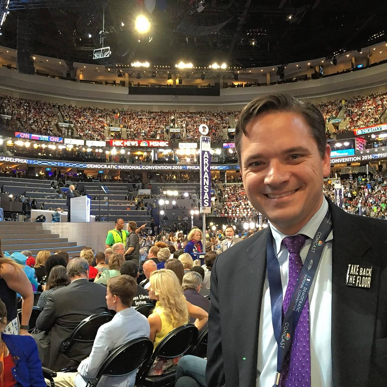 Delegate Diary: A Sanders delegate from Clinton country