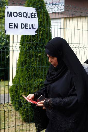 normandy muslim Islamists attack church in france, behead catholic priest  islamists stormed a church in normandy, france and beheaded a catholic priest before being shot dead by .