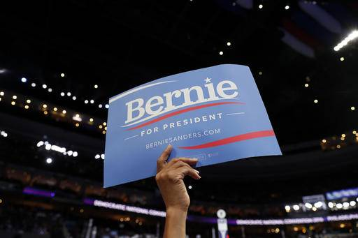 Minority Dem delegates frustrated with 'Bernie or Bust'