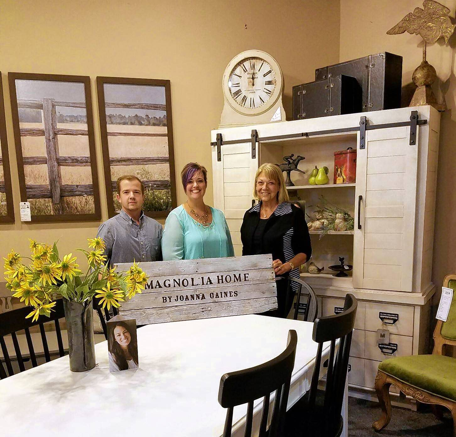 High Quality Catherine Cushing, At Right, Co Owner Of Geneva Home Works In West Chicago
