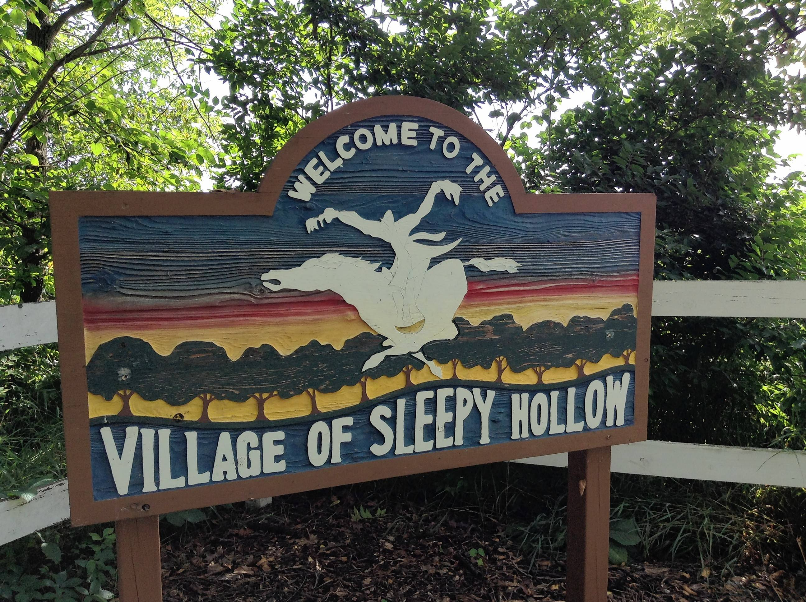 The village of Sleepy Hollow and the police department are at 1 Thorobred Lane. Regular office hours are 7 a.m. to 4 p.m. weekdays.