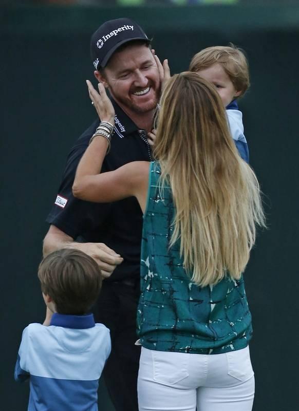 PGA Champion Jimmy Walkers Heavenly Wife Erin