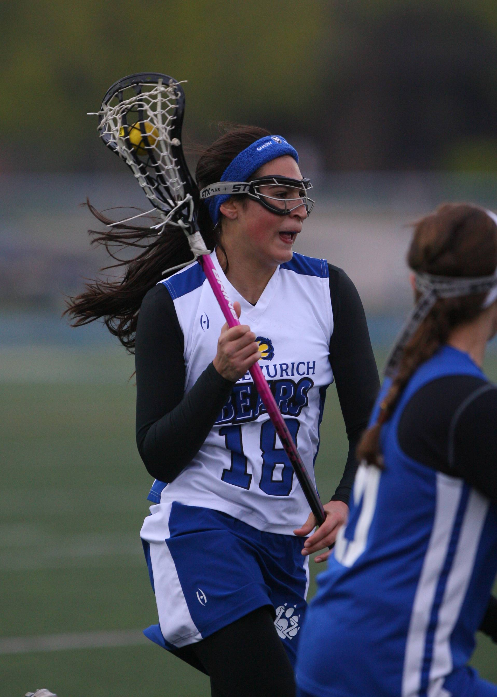 Lacrosse now a sports offering at Lake Zurich High