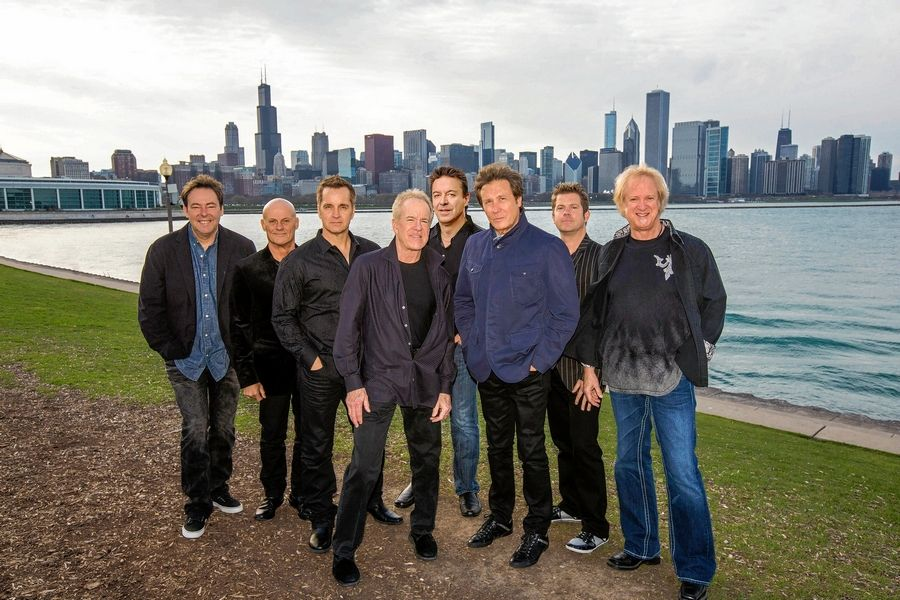 New documentary coincides with band Chicago's 50th anniversary
