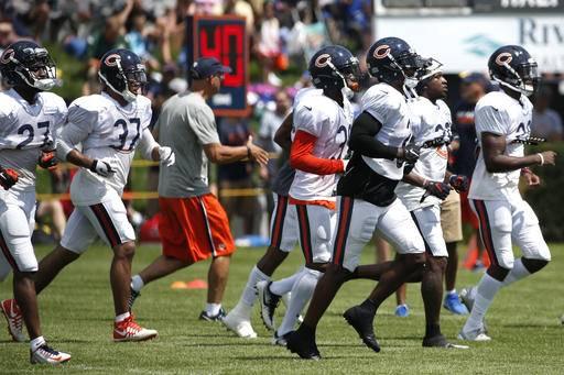 Jerseys NFL Wholesale - Fangio's Bears defense starting to take shape