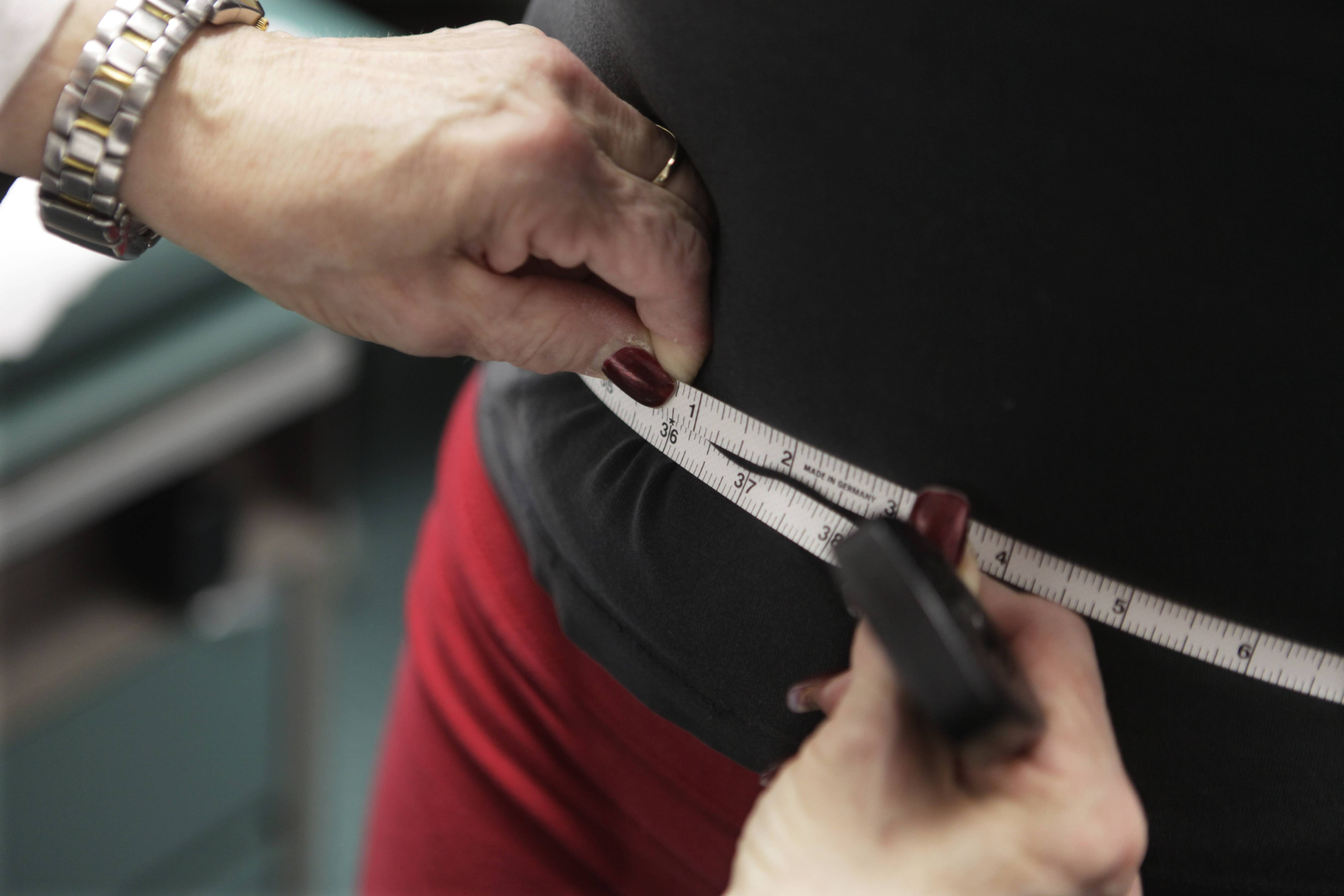 Having a high body mass index is less likely to cause a heart attack than it is to give you diabetes, a new study shows.