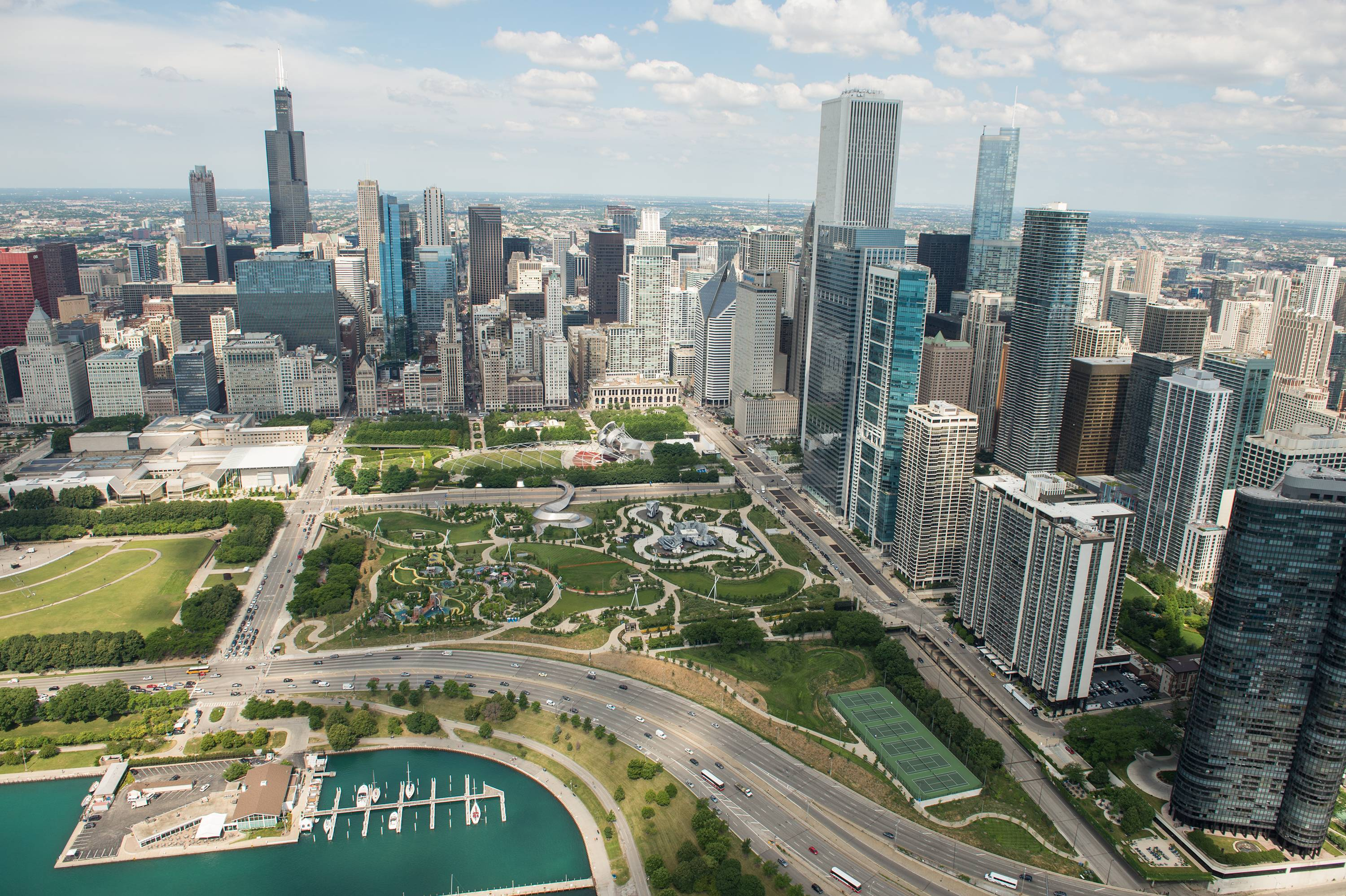 The beauty of Chicago's lakefront Maggie Daley Park was enhanced by fertilizer made from sewage by the Metropolitan Water Reclamation District of Greater Chicago. The agency now wants to market that product to suburban gardeners and others.