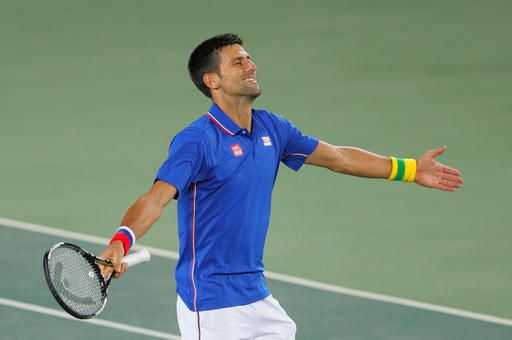 Novak Djokovic Drops Out Of Cincinnati With Wrist Injury