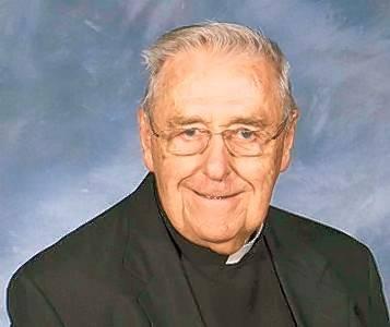 Rev. Msgr. John Peter McNamara, pastor emeritus at St. Theresa Parish in Palatine, died Tuesday.