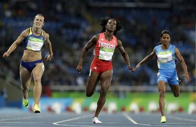 Brief glimpse of Olympics, but all worth it for Dutee