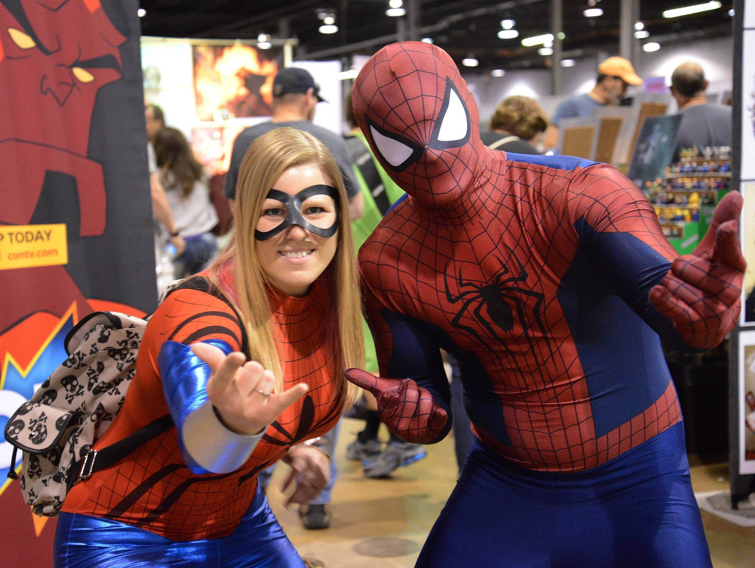 Rosemont Comic Con brings together stars from past, present