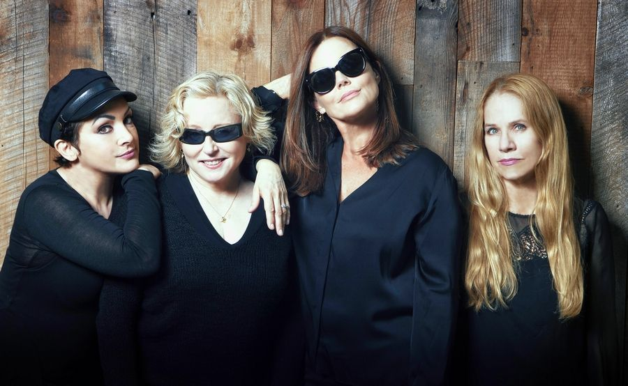 The Go-Go's bring their farewell tour to Ravinia on Friday, Aug. 19.