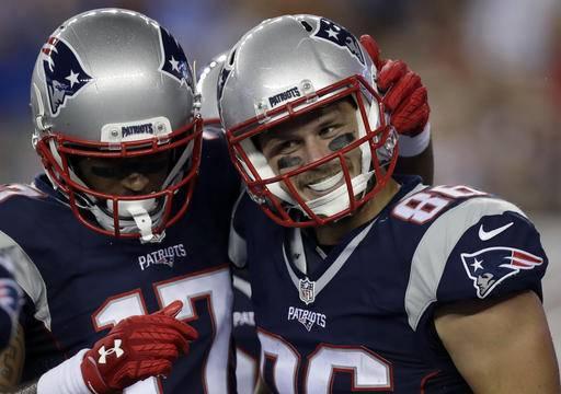 NFL Jerseys Cheap - Brady out, Garoppolo throws TD as Pats beat Bears 23-22