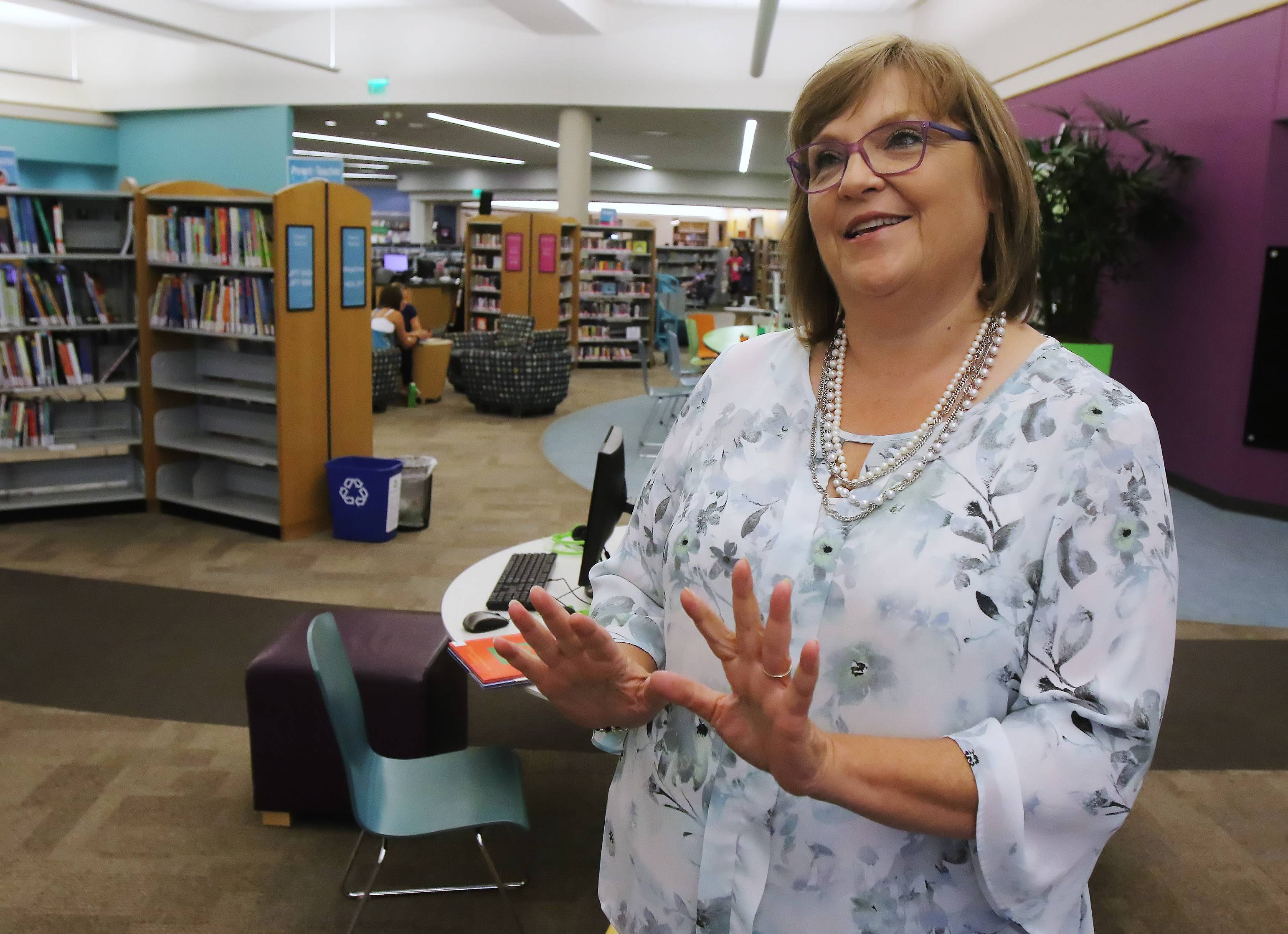 Vernon Area Library, patrons happier without late fees