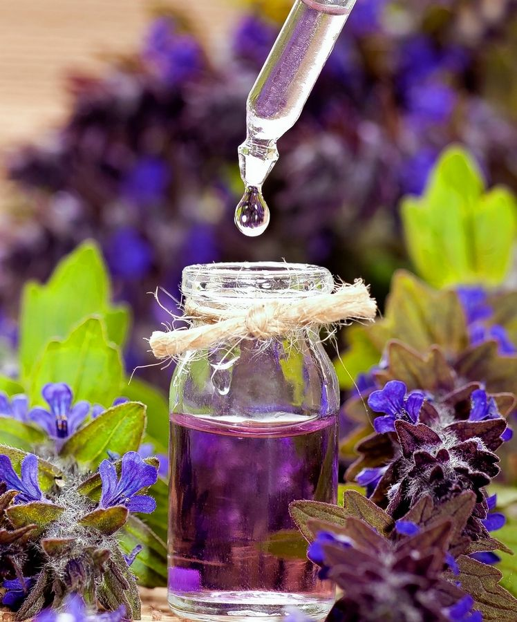 A recent study found that the smell of lavender enhanced memory.