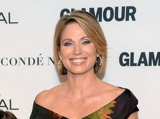 "Amy Robach has apologized for using a term for African Americans on Monday's broadcast of ABC's ""Good Morning America."" After the broadcast, Robach released a statement explaining she had meant to say ""people of color"" and called the incident ""a mistake"" and ""not at all a reflection of how I feel or speak in my everyday life."""