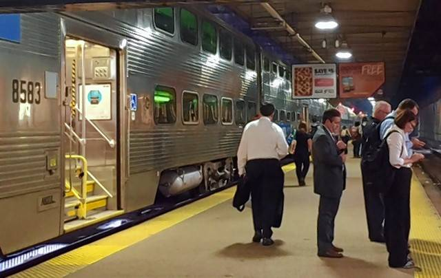 Riders question scaled-back Metra plan