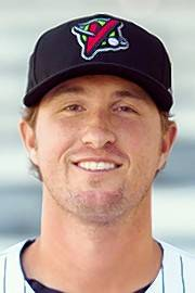 Matt Zaleski, Great Falls pitching coach, spent 11 years in the White Sox farm system as a player.