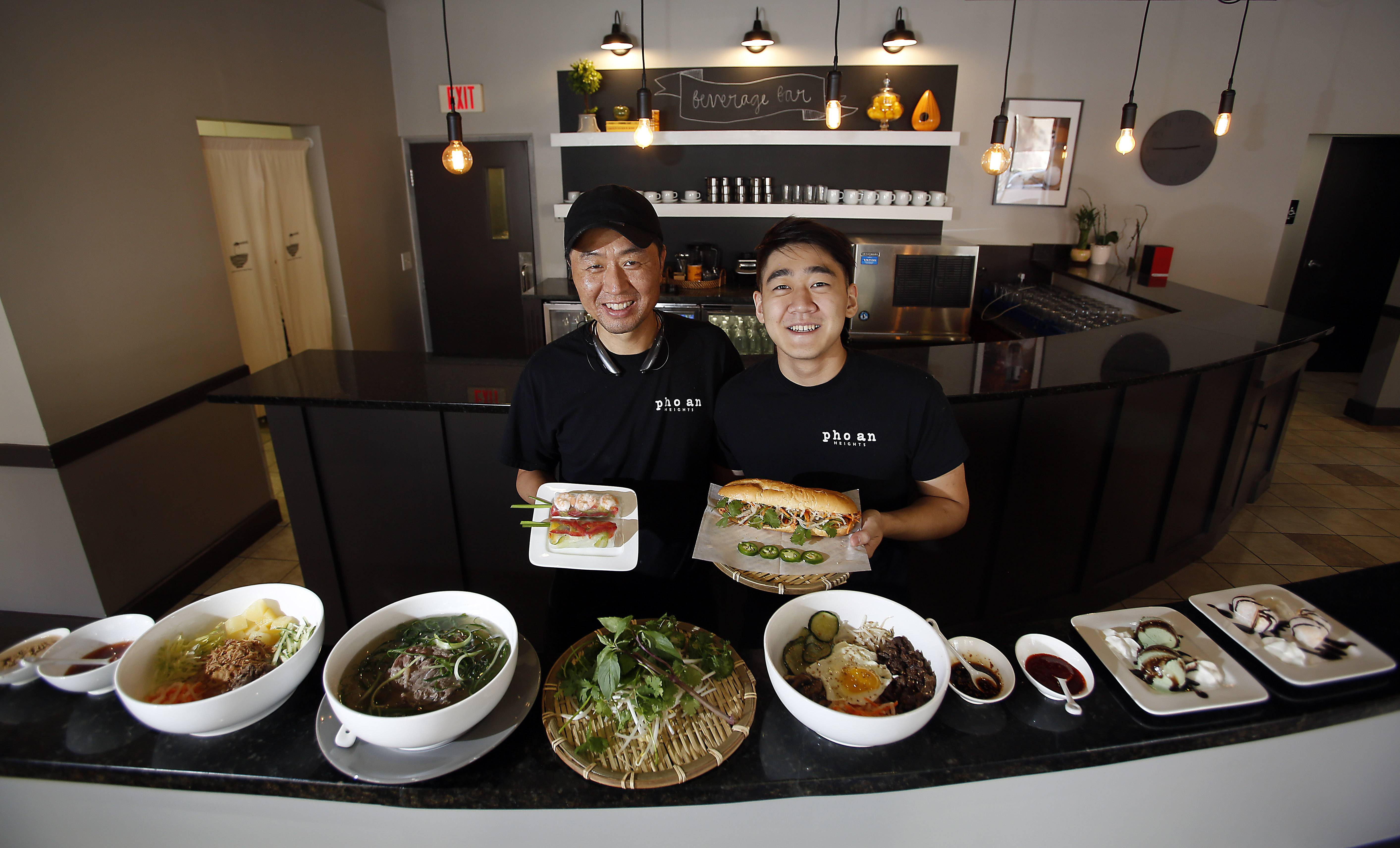 Arlington Heights' Pho An Heights introduces diners to Vietnamese street food