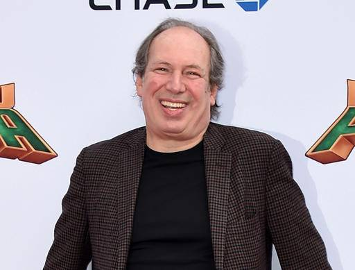 "FILE - In this Jan. 16, 2016 file photo, Hans Zimmer arrives at the world premiere of ""Kung Fu Panda 3"" in Los Angeles. A composer who sued Zimmer for copyright infringement in January 2015 over the music to ""12 Years a Slave"" dismissed the case on Wednesday, Aug. 24, 2016, from a Los Angeles federal court and wrote Zimmer an apology letter, saying he deeply regrets filing the case based on the recommendation of a music expert. (Photo by Jordan Strauss/Invision/AP, File)"