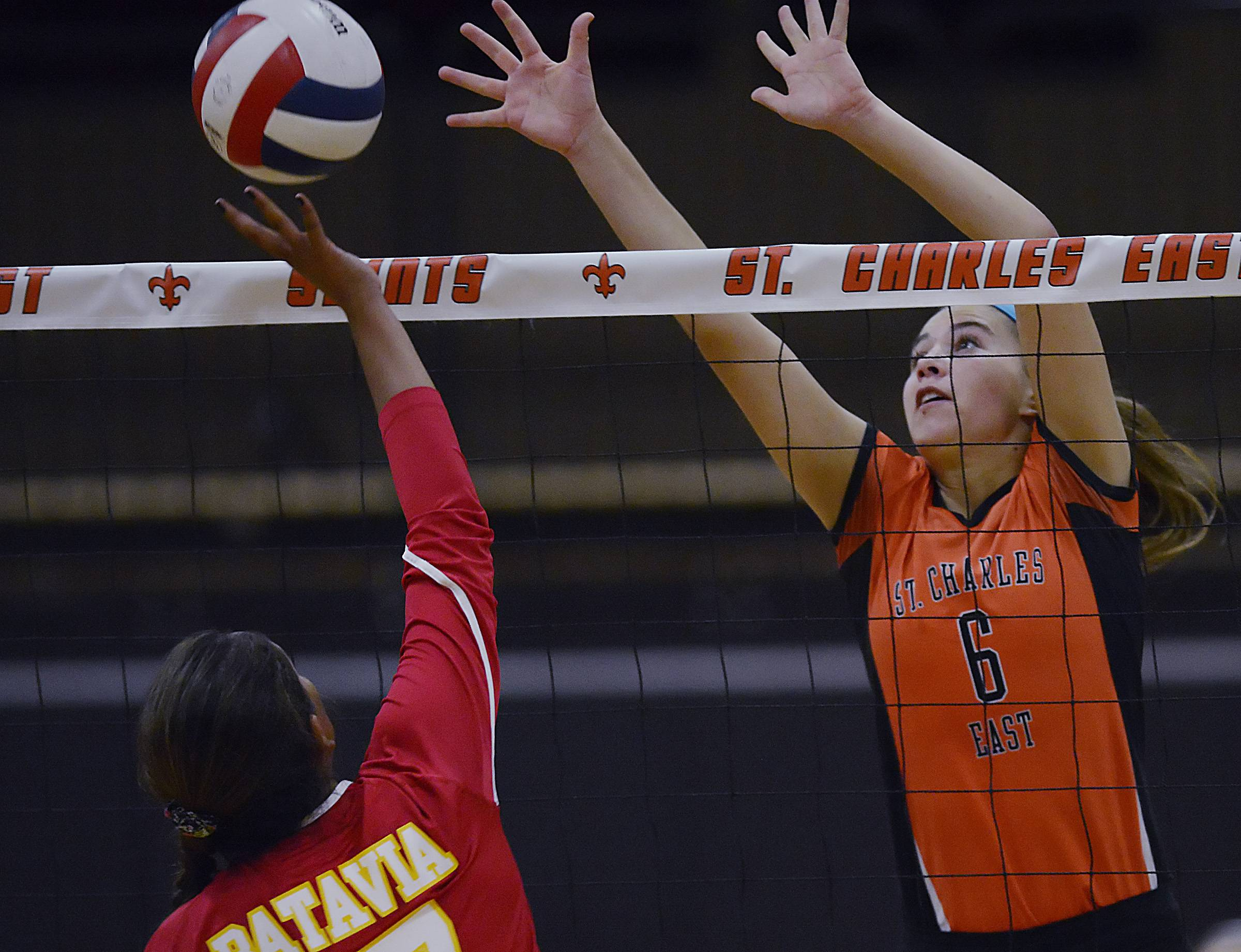 Girls volleyball: Scouting the Fox Valley