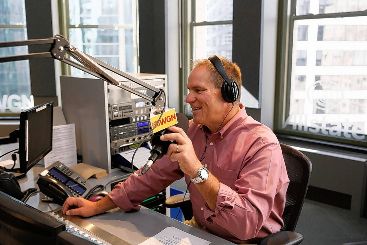 Lou Manfredini, who hosts the Mr. Fix-It program on WGN Radio on Saturday mornings, also owns Ace Hardware stores in Chicago and Villa Park. He's looking to add another store in the suburbs.