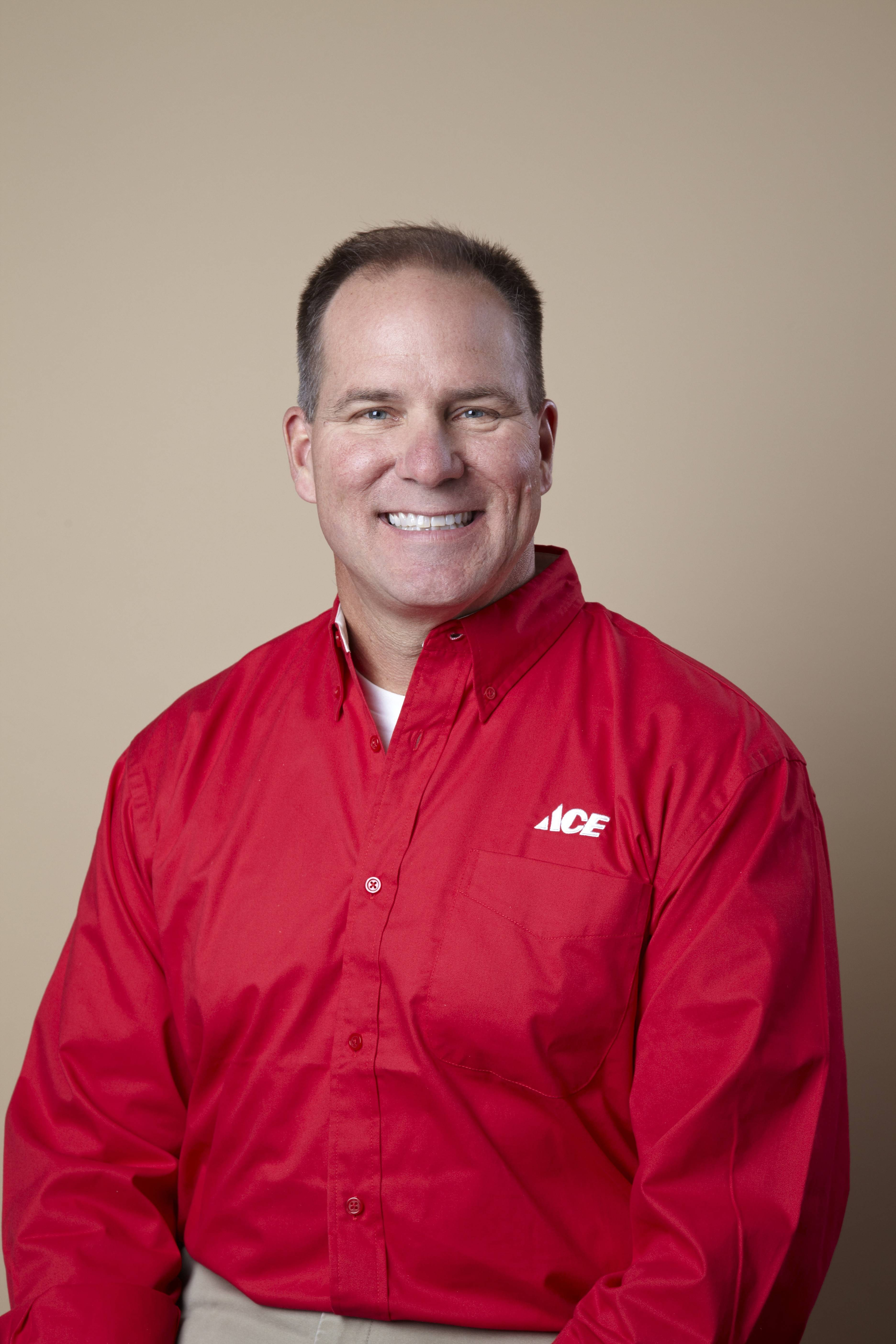 Lou Manfredini, known as WGN Radio's Mr. Fixit, also owns Ace Hardware stores in Chicago and Villa Park. He plans to open more stores in the suburbs.
